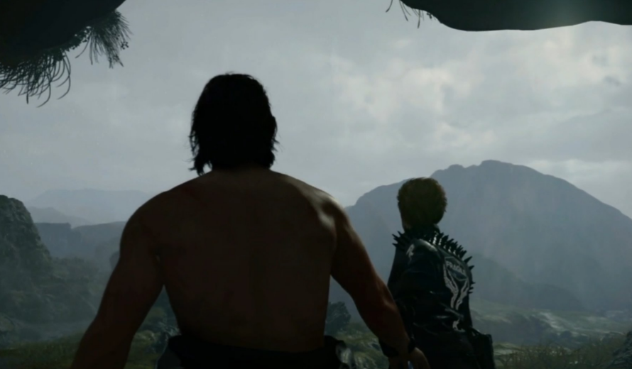 E3 2018: New Death Stranding Trailer Features More Hollywood Names