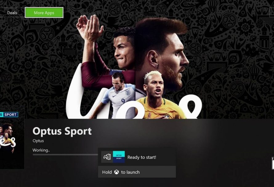 You Can Watch The 2018 FIFA World Cup On Xbox One In Australia Via