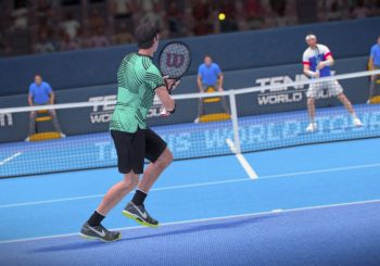 Tennis World Tour Is Only 20 Percent Complete