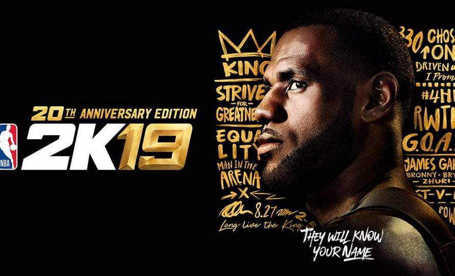 NBA 2K19 Gets A Release Date, Demo News And More