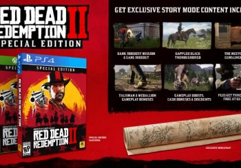 Several Special Editions And Pre-order Bonuses Revealed For Red Dead Redemption 2
