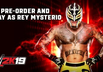 Rey Mysterio Confirmed For The WWE 2K19 Roster