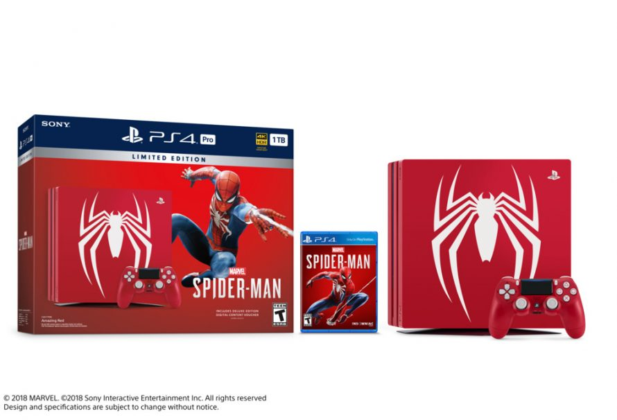 Spider-Man PS4 Pro Bundle And New Trailer Have Been Revealed