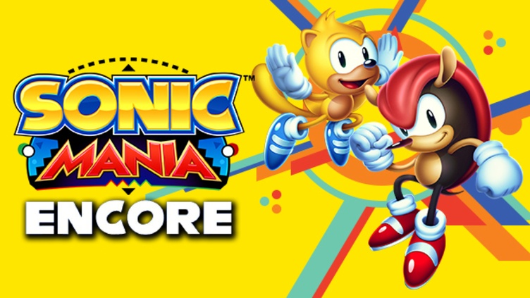 Sonic Mania's Encore DLC Lives Up to the Name
