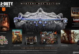 Call of Duty: Black Ops 4 Mystery Box Edition Shoots Out