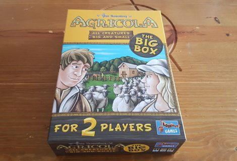 Agricola All Creatures Big & Small Big Box Review - 2 Player Brilliance