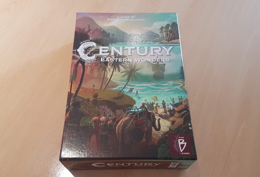 Century Eastern Wonders Review – Better Than Spice Road