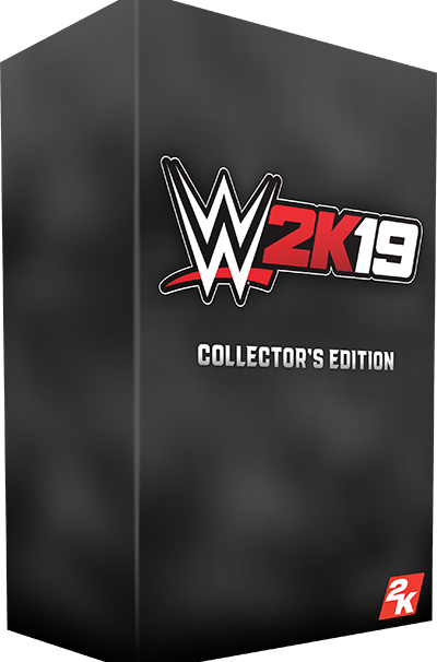 2K Games To Reveal WWE 2K19 Collector's Edition Tomorrow
