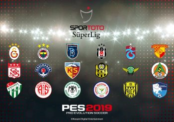 The Full Turkish Super Lig Is Included In PES 2019