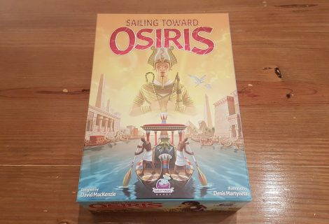 Sailing Toward Osiris Review - Workers Along The Nile