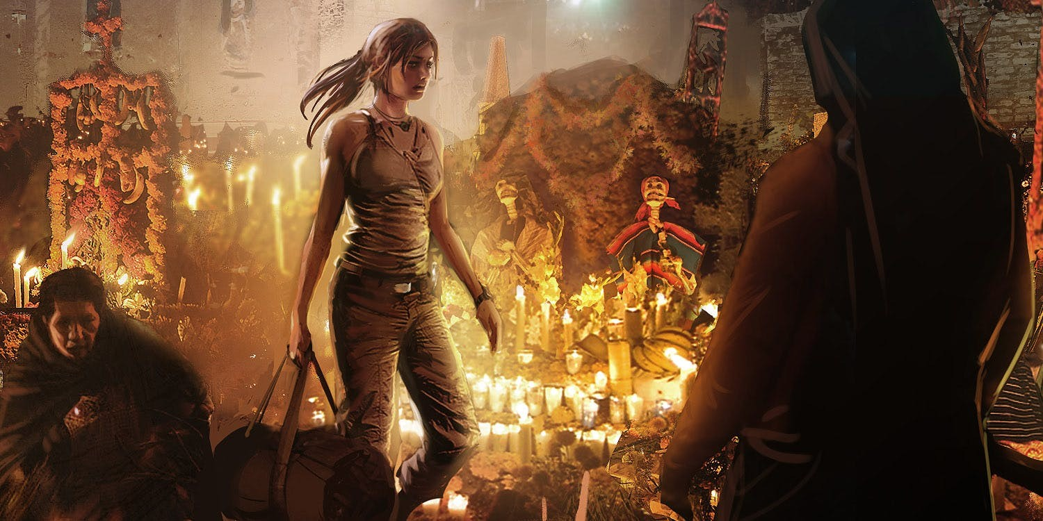 Shadow of the Tomb Raider gone gold - Just Push Start  Shadow of the T...