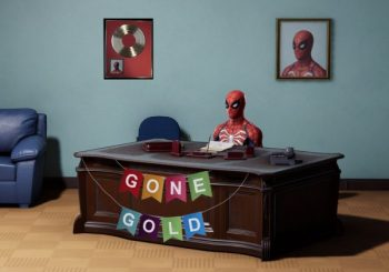Spider-Man for PS4 goes gold