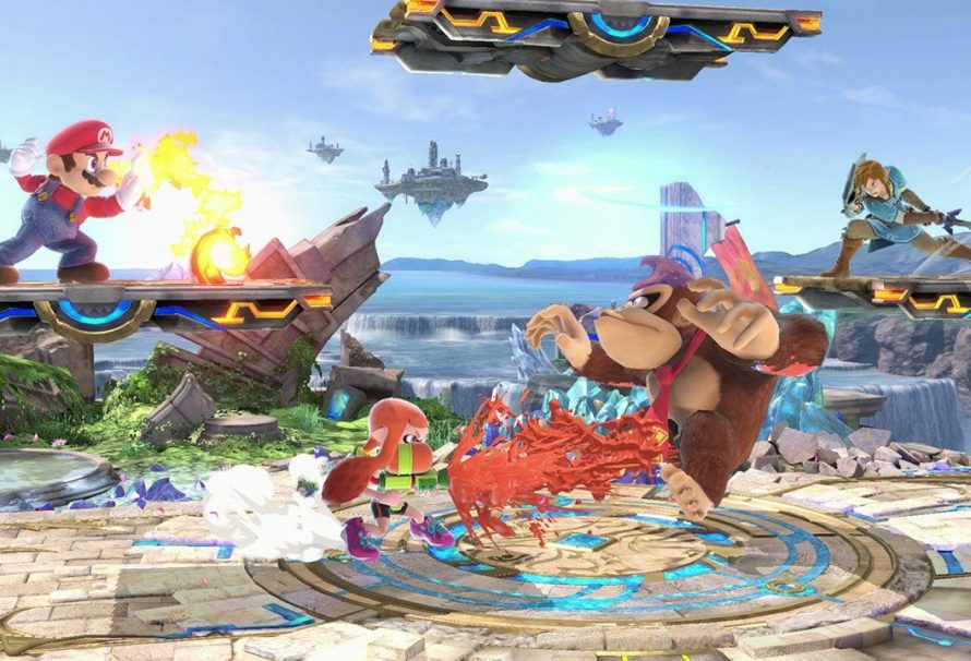 Super Smash Bros. Ultimate To Be Playable At SDCC 2018