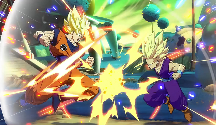 Open Beta For Nintendo Switch Version Of Dragon Ball FighterZ Coming This August