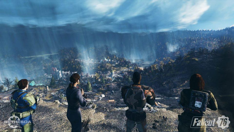 Amazon Posts Info About Fallout 76 Strategy Guide - Just