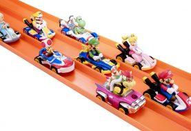 Mario Kart Hot Wheels Toys Are Speeding In Next Year