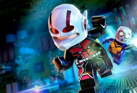 Ant-Man and the Wasp DLC Is Flying Into LEGO Super Heroes 2