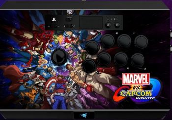 Razer To Release New Marvel vs. Capcom Infinite Arcade Stick For PS4