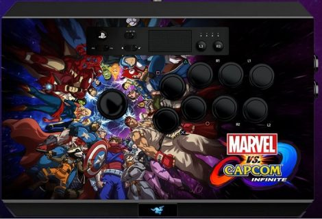 Razer To Release New Marvel vs. Capcom Infinite Arcade Stick For PS4
