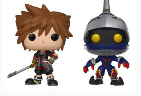 Kingdom Hearts 3 Funko Pop Figures Revealed
