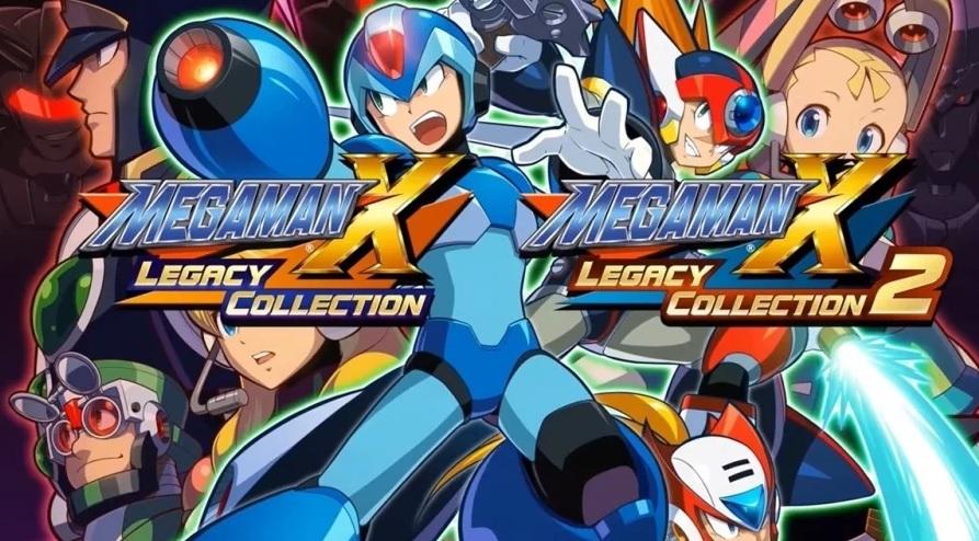 Mega Man X Legacy Collection 1+2 Review