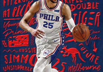 Ben Simmons Named As NBA 2K19 Cover Star For Australia And New Zealand
