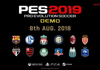 Konami Announces Official Release Date For PES 2019 Demo