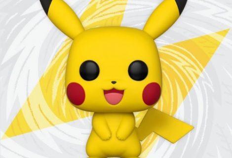 Pikachu Funko Pop Vinyl Is Getting Released
