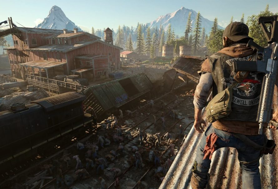 Amazon Briefly Uploaded Listing For A 'Days Gone' Art Book