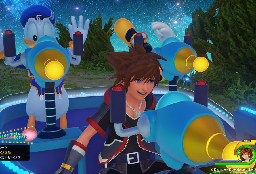Dreams, Kingdom Hearts 3 And More Playable At PAX West 2018
