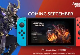 Arena of Valor for Nintendo Switch launches next month