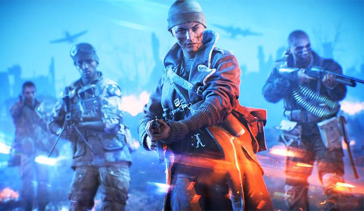 Battlefield V delayed until November 20
