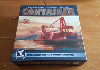 Container 10th Anniversary Jumbo Edition! Review - Boring Theme, Incredible Gameplay