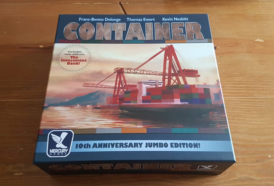 Container 10th Anniversary Jumbo Edition! Review – Boring Theme, Incredible Gameplay