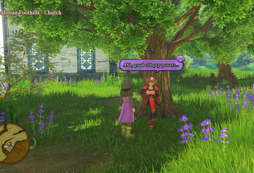 "Dragon Quest XI for Switch is ""progressing smoothly"""