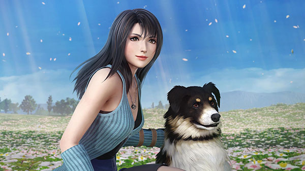 Rinoa Heartily Is Now Available In Dissidia Final Fantasy NT