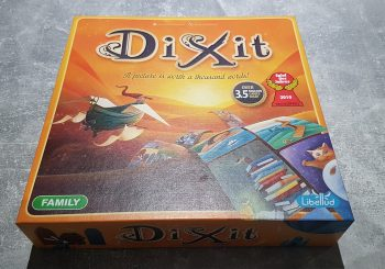 Dixit Review - Simple Fun With Incredible Art