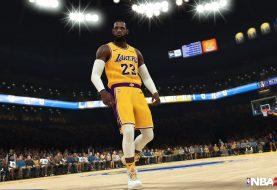 New NBA 2K19 Screenshot Shows LeBron James In LA Lakers Gear