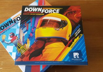Downforce Danger Circuit Review - A Brilliant Excuse For More Racing