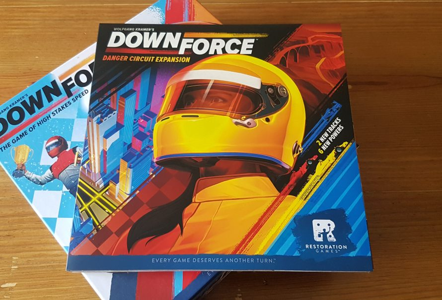 Downforce Danger Circuit Review – A Brilliant Excuse For More Racing