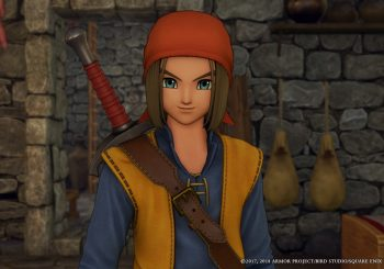 Dragon Quest XI adds Dragon Quest VIII costume for free