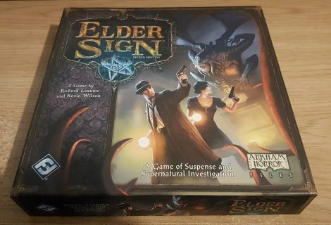 Elder Sign Review - It's Worth Saving The World