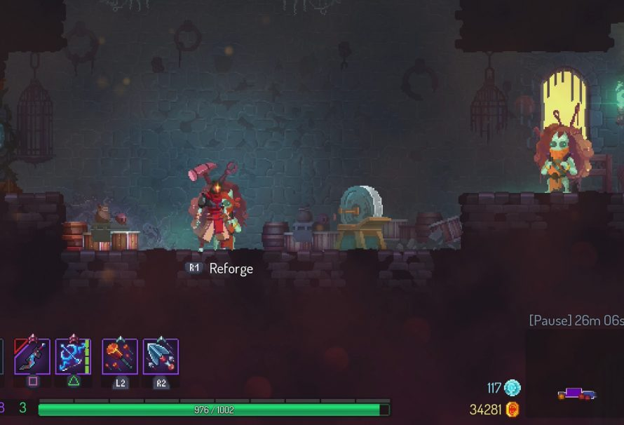 Dead Cells – First 20 Minutes