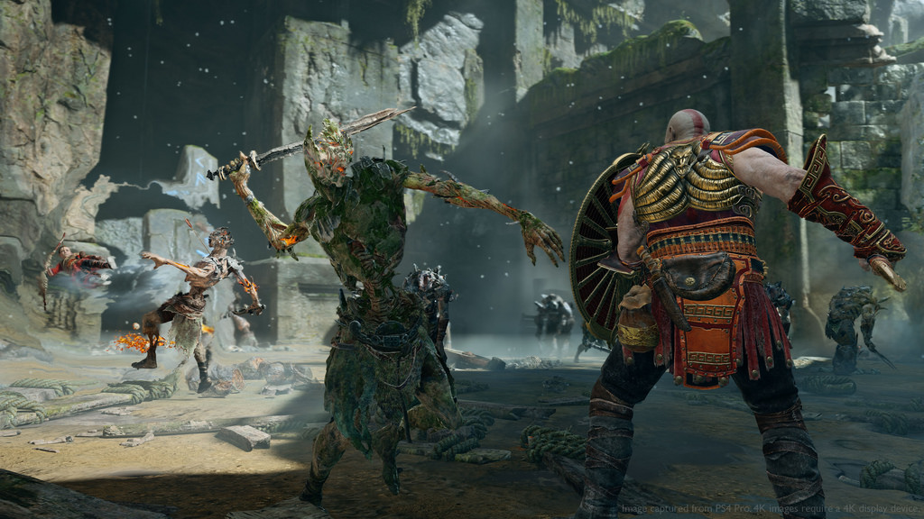 God of War New Game Plus mode now live