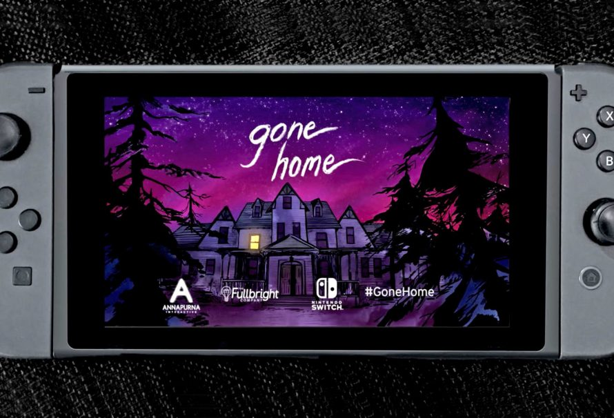 Gone Home coming to Nintendo Switch on August 23
