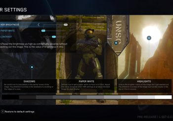 Halo: The Master Chief Collection major game update now live; Now 4K compatible and more