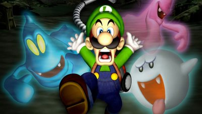 Luigi's Mansion for Nintendo 3DS launches October 12