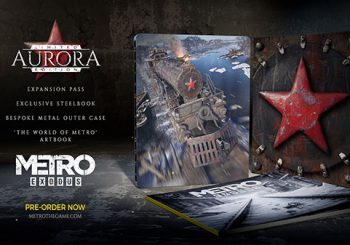 Metro Exodus 'Aurora Limited Edition' and pre-order bonuses announced and detailed
