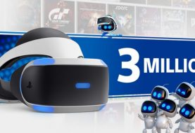 Sony Has Now Sold Over 3 Million PlayStation VR Units Worldwide