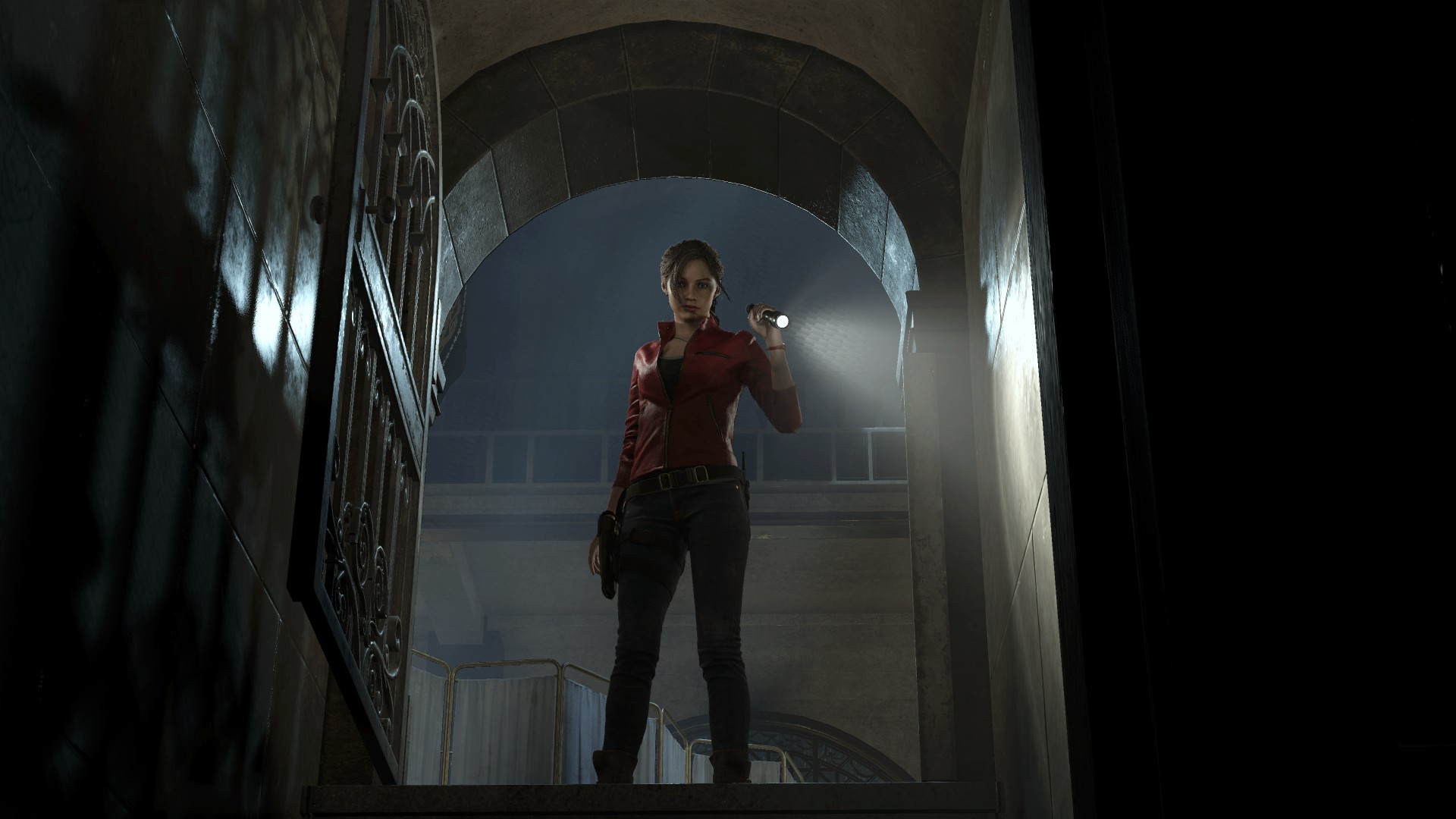 New Screenshots For Resident Evil 2 Remake Shows Claire Redfield S